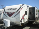 New 2014 Keystone Fuzion 300 Travel Trailer Toyhauler For Sale