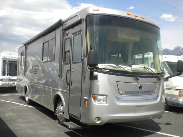 Buy a Used Holiday Rambler Vacationer in Draper, UT.