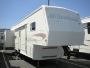 Used 2003 Kit Manufacturing Company Millenium 354FM Fifth Wheel For Sale