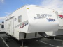 Used 2005 Thor Tahoe Transport 36WTB Fifth Wheel Toyhauler For Sale
