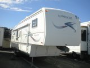 Used 2001 Holiday Rambler Alumascape 30RKS Fifth Wheel For Sale