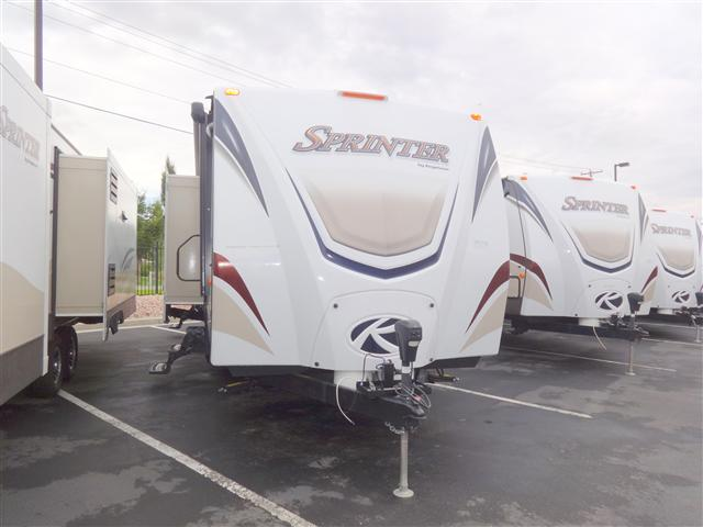 2014 Keystone Sprinter