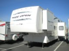 Used 2008 ENDURA MAX WIDEOPEN M40 Fifth Wheel Toyhauler For Sale