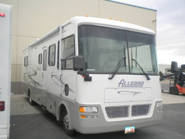 Buy a Used Tiffin Allegro in Draper, UT.
