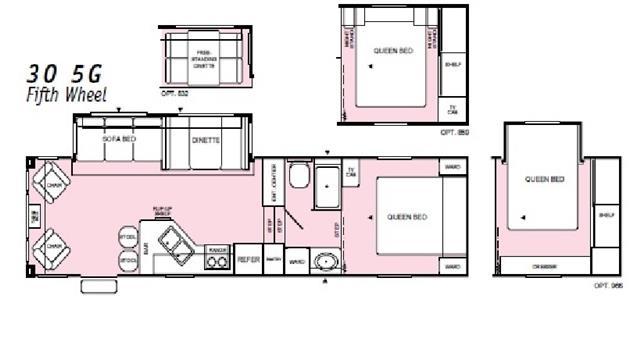 Prowler Rv 5th Wheel Floor Plans Carpet Vidalondon