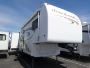 Used 2006 NuWa Nu-wa M-29.5LKTG Fifth Wheel For Sale