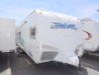Used 2007 Weekend Warrior Weekend Warrior FS30 Travel Trailer Toyhauler For Sale