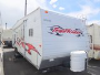 Used 2007 Skyline Trailrider 281 Travel Trailer Toyhauler For Sale