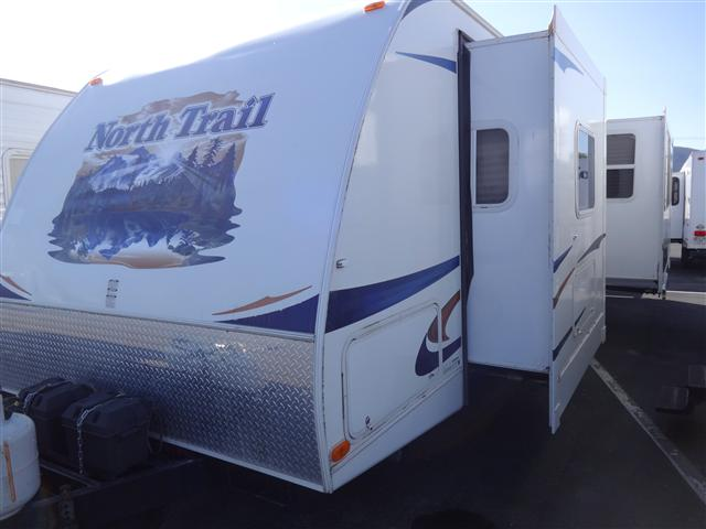 Used 2011 Heartland North Trail 31RES Travel Trailer For Sale