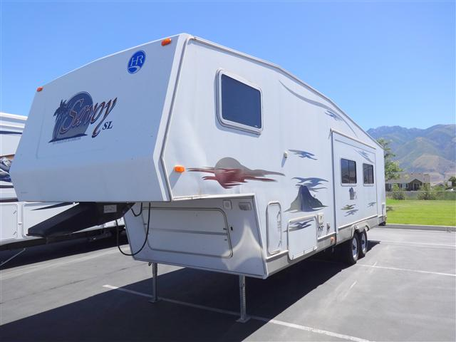 2006 Holiday Rambler Savoy Sl