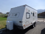 Used 2008 Skamper Eco 718FD Travel Trailer For Sale