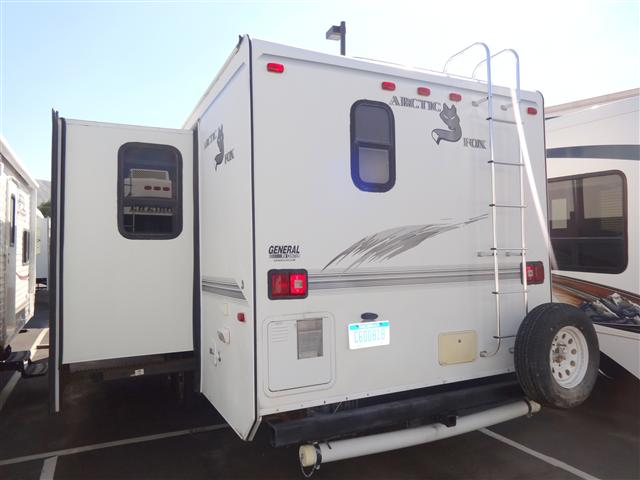 Used 2000 Northwood Manufacturing Arctic Fox Travel