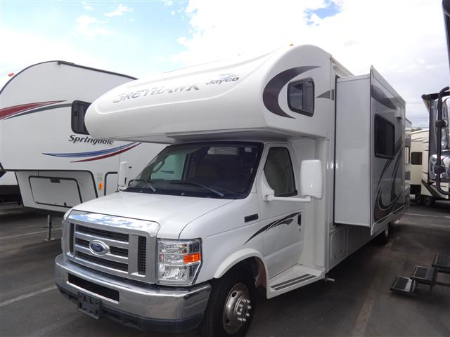 Buy a Used Jayco Greyhawk in Draper, UT.