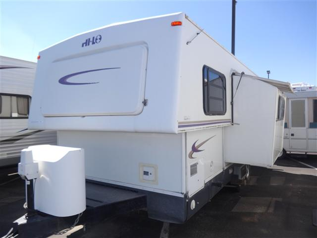 Used 2006 Hi-Lo TOW LITE 2406T Travel Trailer For Sale