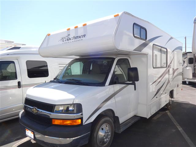 Buy a Used Coachmen Freelander in Draper, UT.