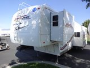 Used 2005 Holiday Rambler Next Level 38CK Fifth Wheel Toyhauler For Sale