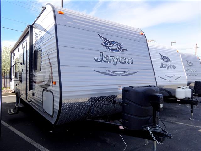 New 2015 Jayco Jay Flight 28BHS Travel Trailer For Sale