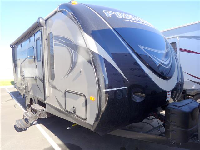 New 2015 Keystone Premier 22RB Travel Trailer For Sale