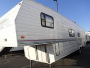 Used 1999 Kit Manufacturing Company Patio Hauler PATIO HAULER Fifth Wheel Toyhauler For Sale