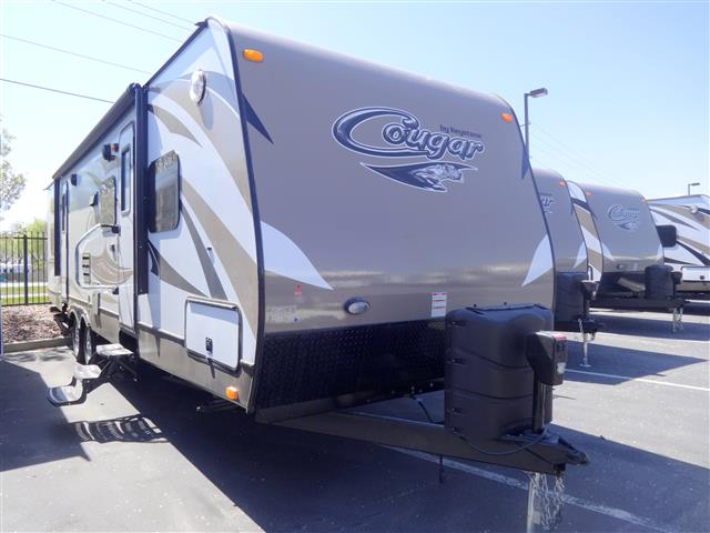 New 2015 Keystone Cougar 31SQBWE Travel Trailer For Sale