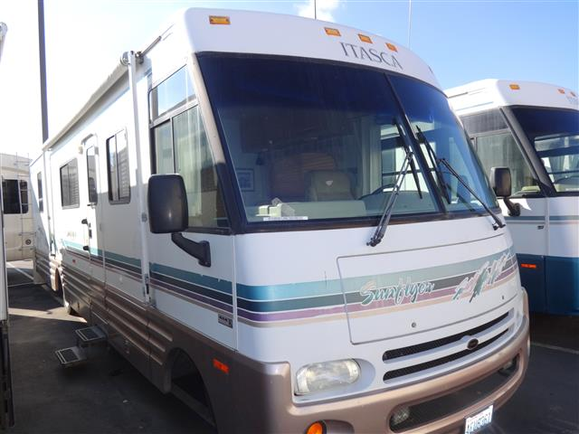 Used 1998 Itasca Sun Flyer 35WH Class A - Gas For Sale