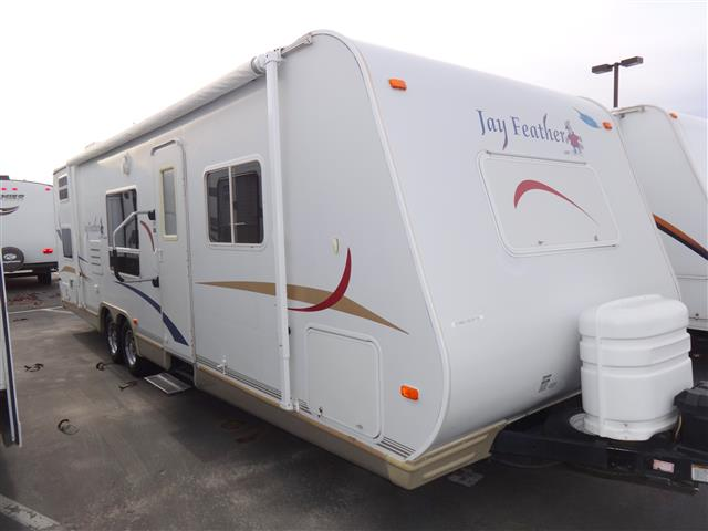 Used 2006 Jayco Jayfeather 29LQ Travel Trailer For Sale