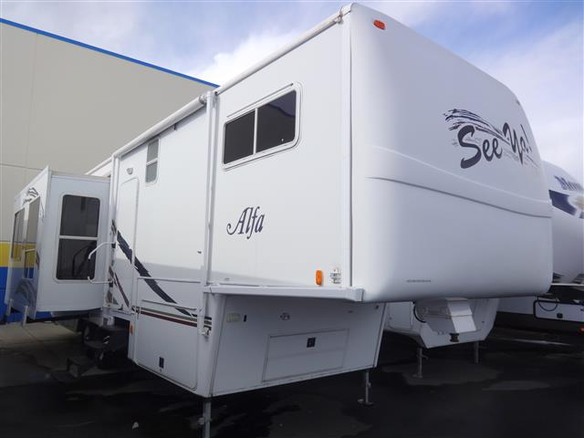 Used 2006 Alfa See Ya! 30RLIK Fifth Wheel For Sale