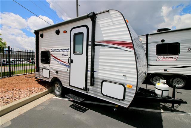 New 2016 Keystone Summerland 1600BH Travel Trailer For Sale