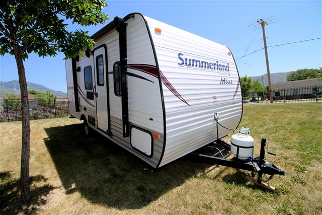 New 2016 Keystone Summerland 1800BH Travel Trailer For Sale