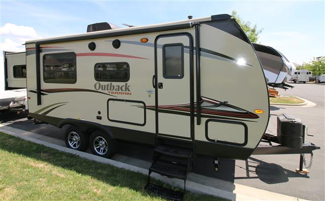 New 2016 Keystone OUTBACK TERRAIN 210TRS Travel Trailer For Sale
