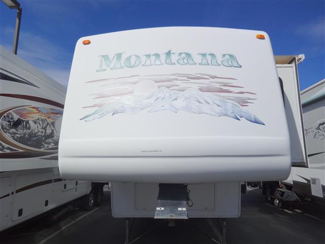Used 2003 Keystone Montana 3280RL Fifth Wheel For Sale
