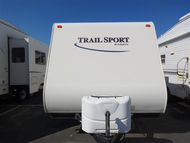 Used 2011 R-Vision Trailsport 29BHSS Travel Trailer For Sale