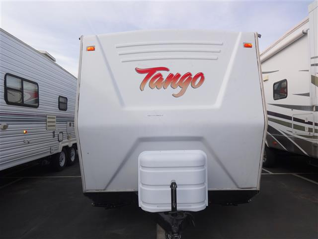 Used 2007 Pacific Coachworks Tango 299BHS Travel Trailer For Sale