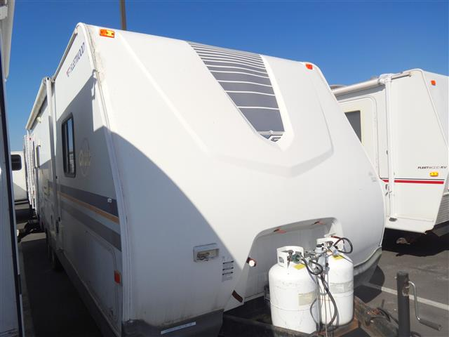 Used 2005 Fleetwood Orbit 31RL Travel Trailer For Sale