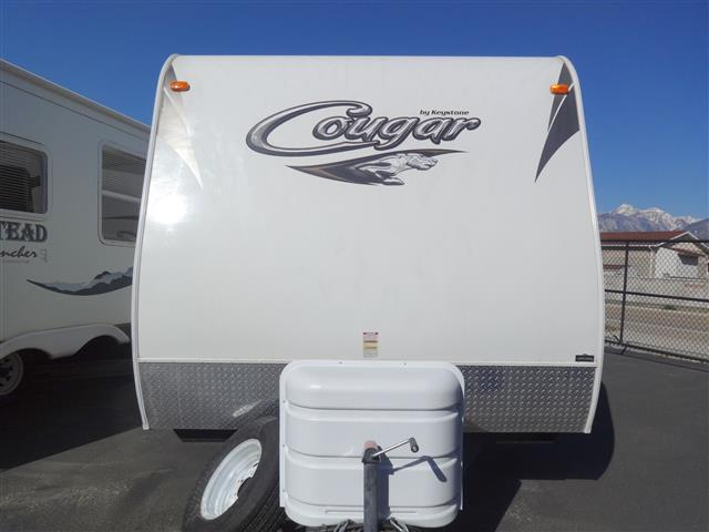 Used 2011 Keystone Cougar 25RLS Travel Trailer For Sale