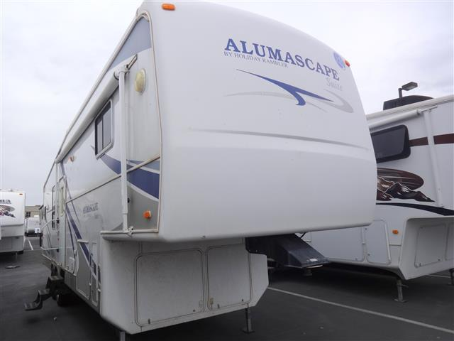 2008 Holiday Rambler Alumascape