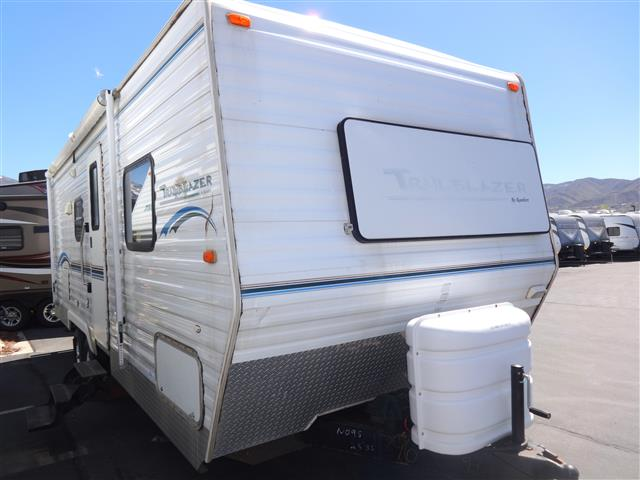 Used 2004 Komfort Trailblazer 25 Travel Trailer For Sale