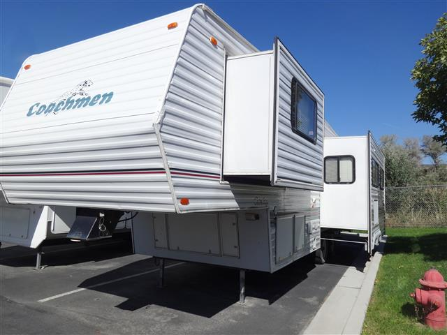 Used 1997 Coachmen Catalina 320RK Fifth Wheel For Sale