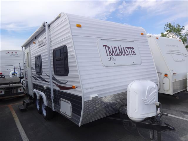 Buy a Used Gulfstream TRAIL MASTER in Draper, UT.