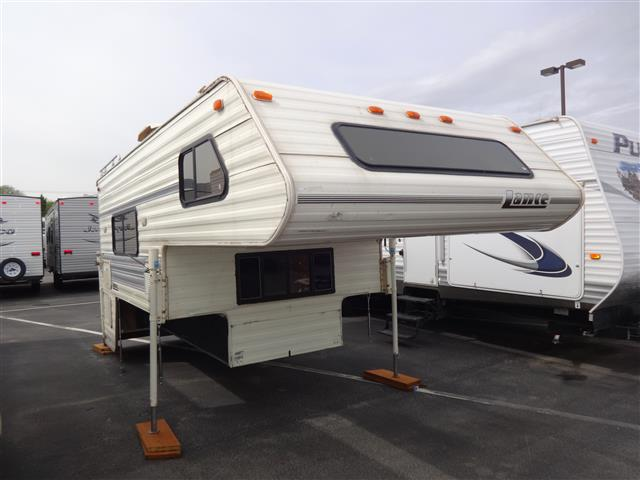Used 1992 Lance Lance 980 Truck Camper For Sale
