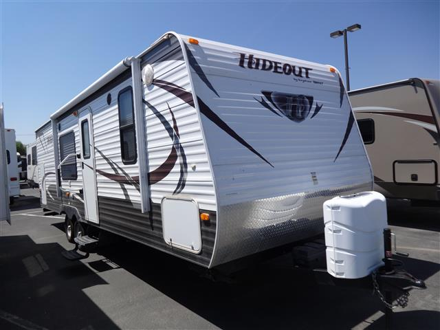 Used 2014 Keystone Hornet 27RBWE Travel Trailer For Sale