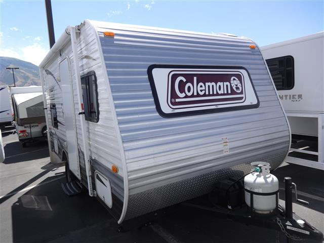 Used 2012 Dutchmen Coleman 15BH Travel Trailer For Sale