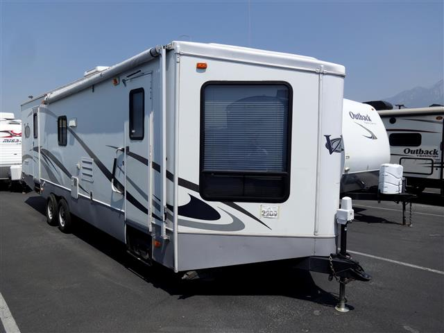 Used 2006 Keystone VR1 V297 Travel Trailer For Sale