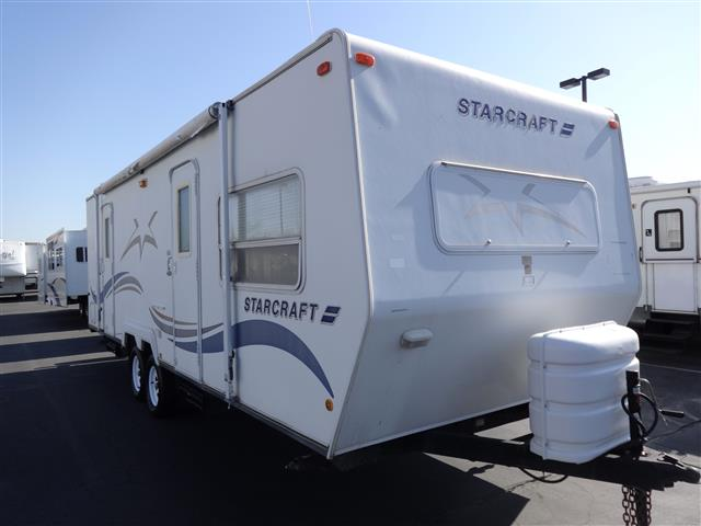 Used 2002 Starcraft Starcraft 27FK Travel Trailer For Sale