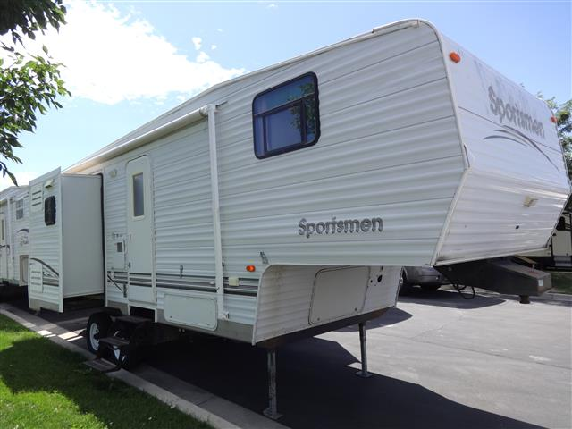 Used 2002 K-Z Sportsmen 27 Fifth Wheel For Sale
