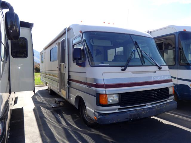 Used 1991 Fleetwood Pace Arrow MT148 Class A - Gas For Sale