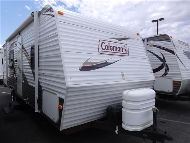 Used 2011 Dutchmen Coleman 27BH Travel Trailer For Sale