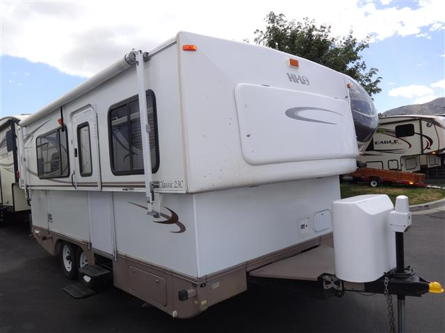 Used 2005 Hi-Lo HILO 2305 Travel Trailer For Sale