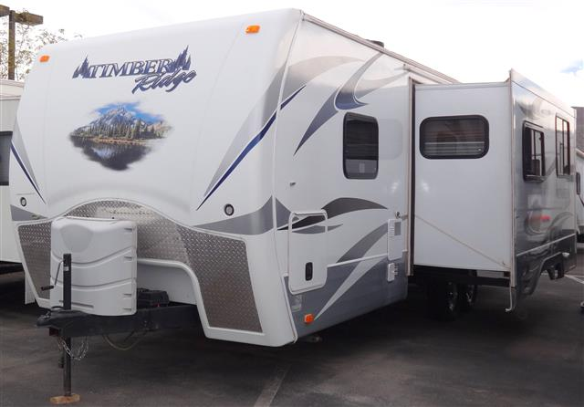 2013 OUTDOORS RV TIMBER RIDGE