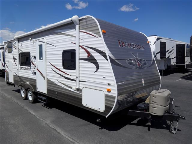 Used 2014 Dutchmen Dutchman 275BH Travel Trailer For Sale